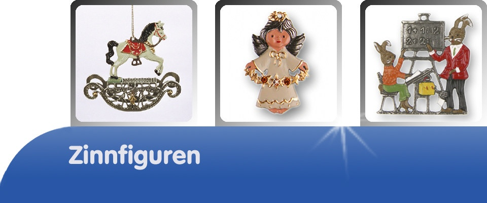 Zinnfiguren DECO DIRECT®